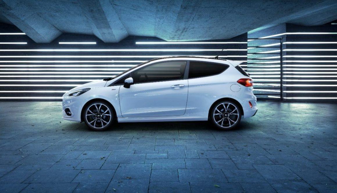 Ford Fiesta, mHEV 2020