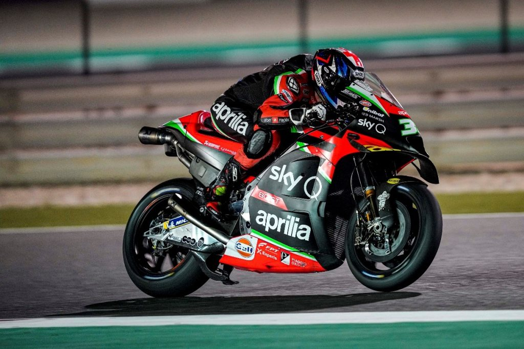 Aprilia Racing, MotoGP