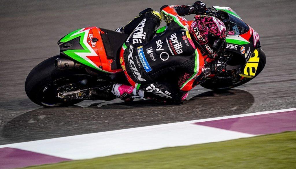 MotoGP, Aprilia Racing