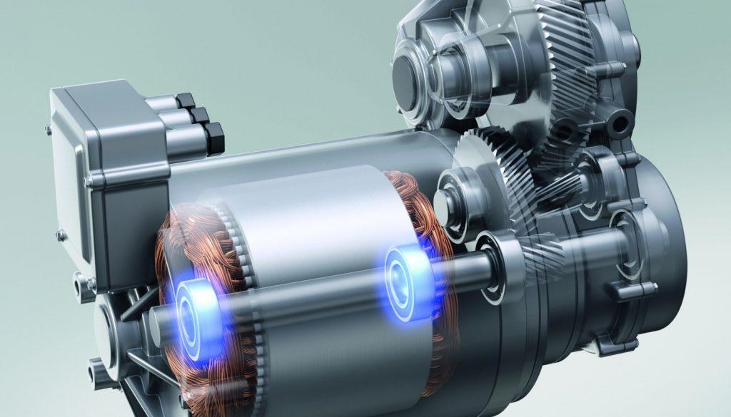 motore elettrico con cuscinetti a sfere ad altissima velocità per motori di veicoli elettrici