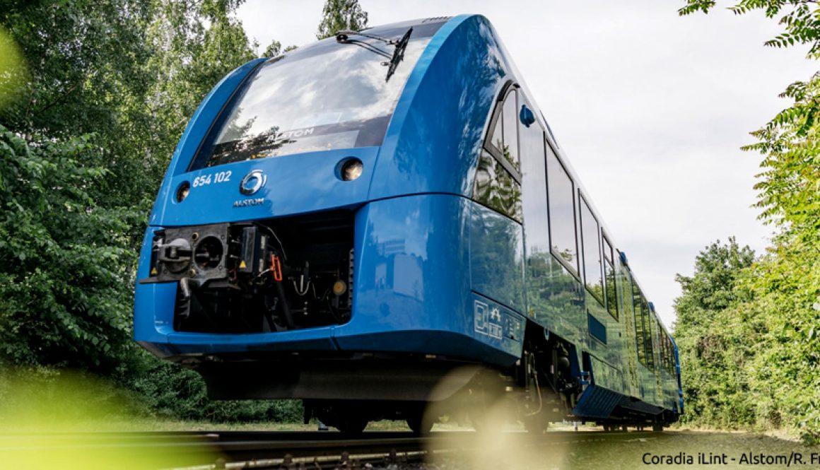Coradia iLint Alstom