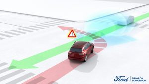 Intersection Assist, Ford