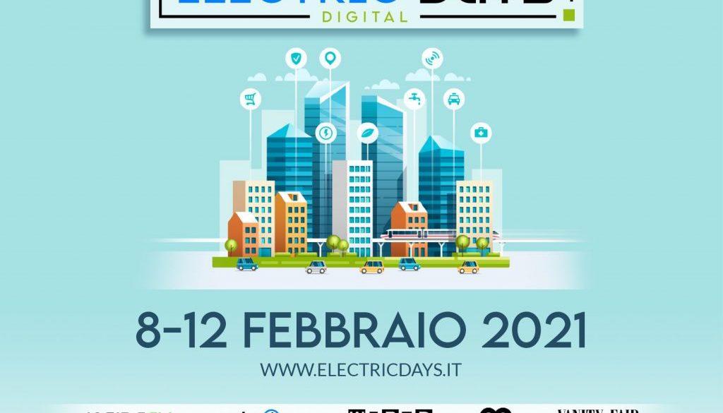 evento auto elettriche Electric Days Digital