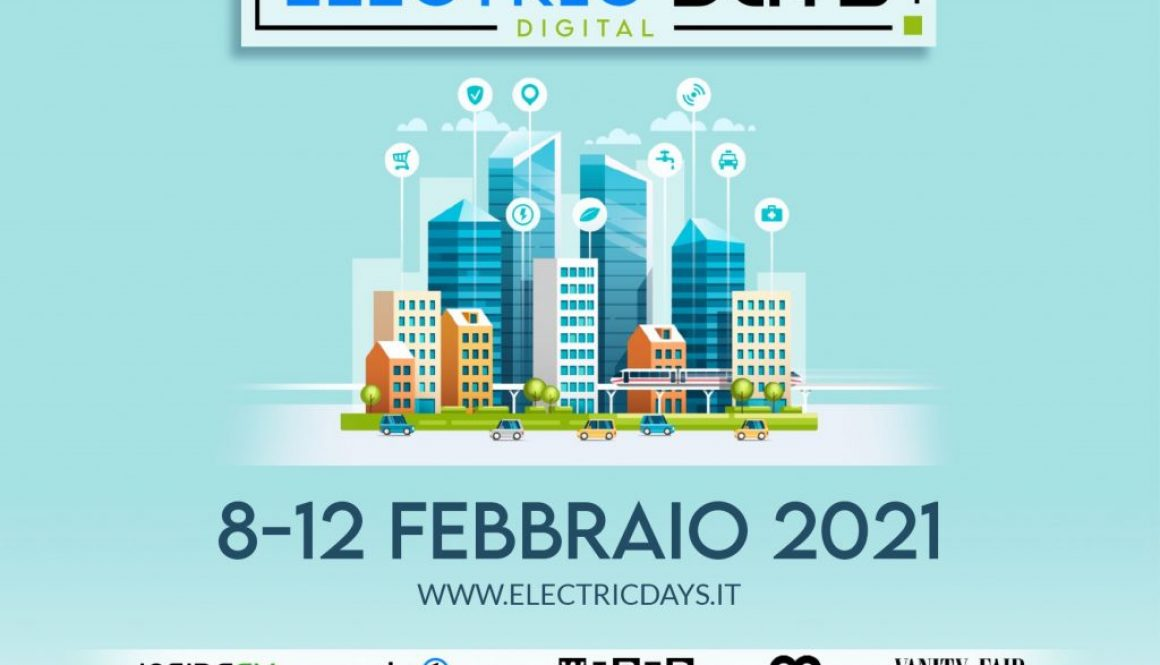 evento auto elettriche Electric Days Digital