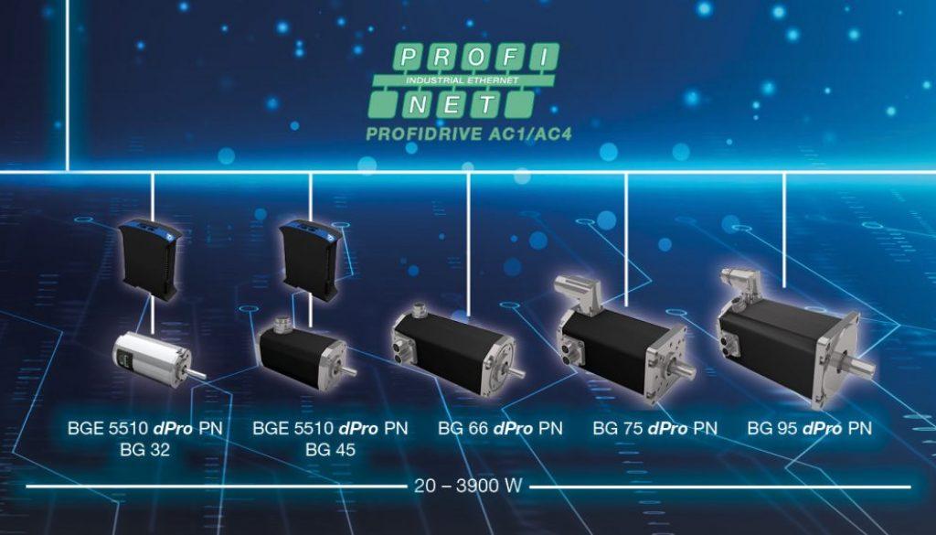 BG dPro Dunkermotoren