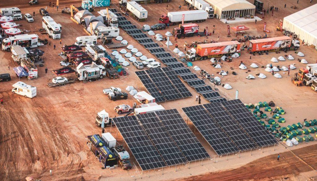Dakar green