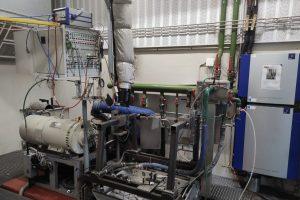 banco di prova motori EMC