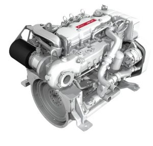 motore marino N40 250 E Keel Cooling