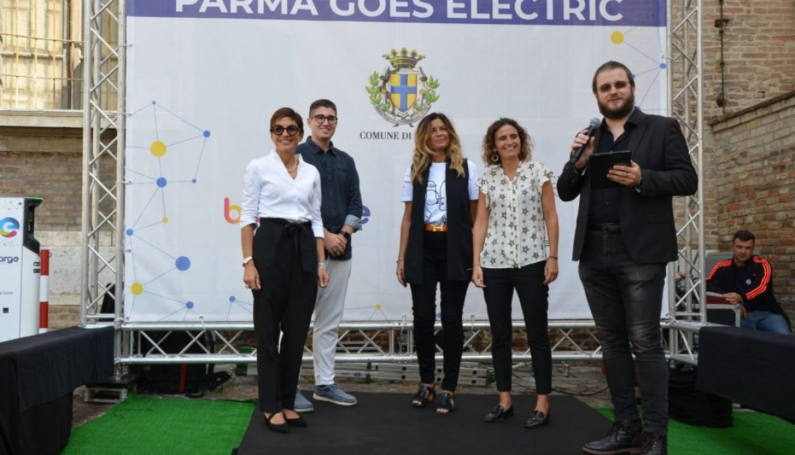 Be Charge - Parma Goes Electric