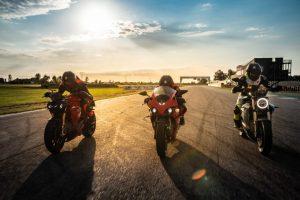 Energica RS Line Up - credit Lorenzo Concari