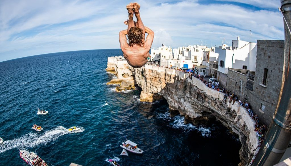 Red Bull Cliff Diving World Series - Polignano a Mare