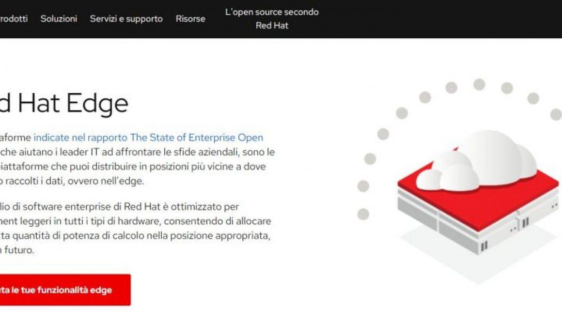 Red Hat Edge