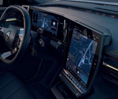 Renault Megane E-TECH Electric interni